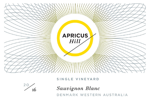 2016 Apricus Hill Sauvignon Blanc
