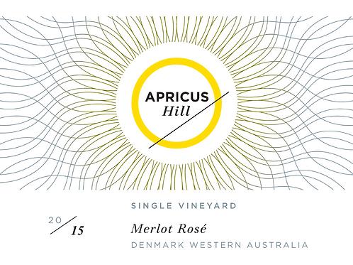 2015 Apricus Hill Merlot Rosé