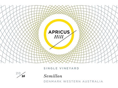2018 Apricus Hill Semillon
