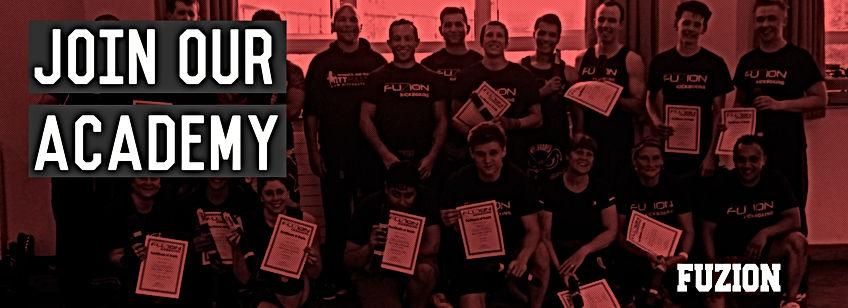 Fuzion Kickboxing Academy Free Trial