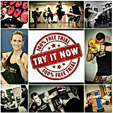 Free kickboxing trial chingford