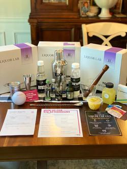 EiQ Cocktail Kit