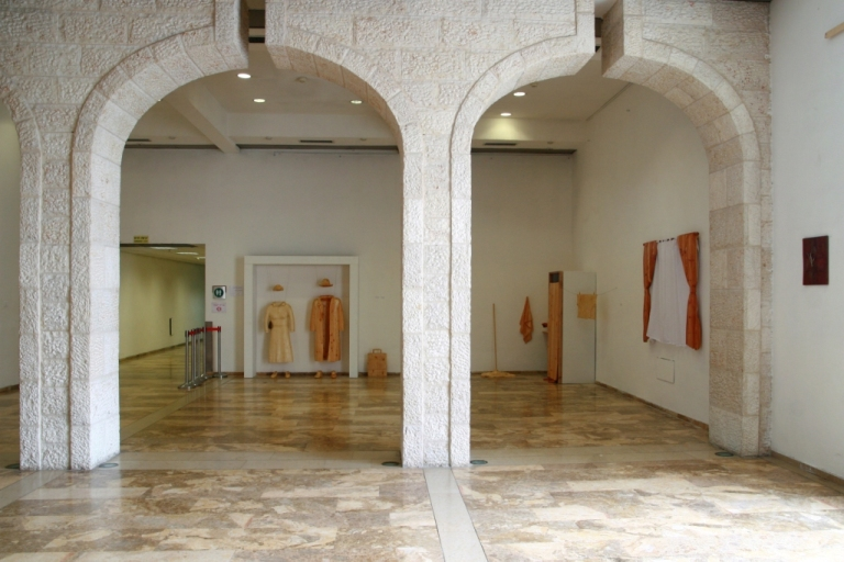 Exhibition at Binyanei Ha'uma