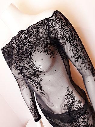 Robe arabesque