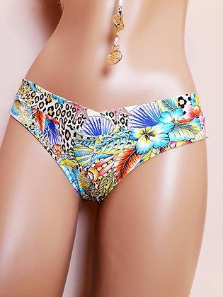 Slip bikini Print