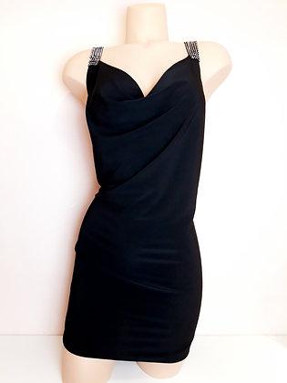 Robe Charlotte noire