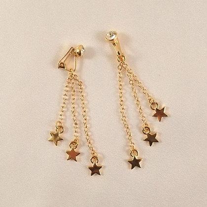 Clips intimes étoiles
