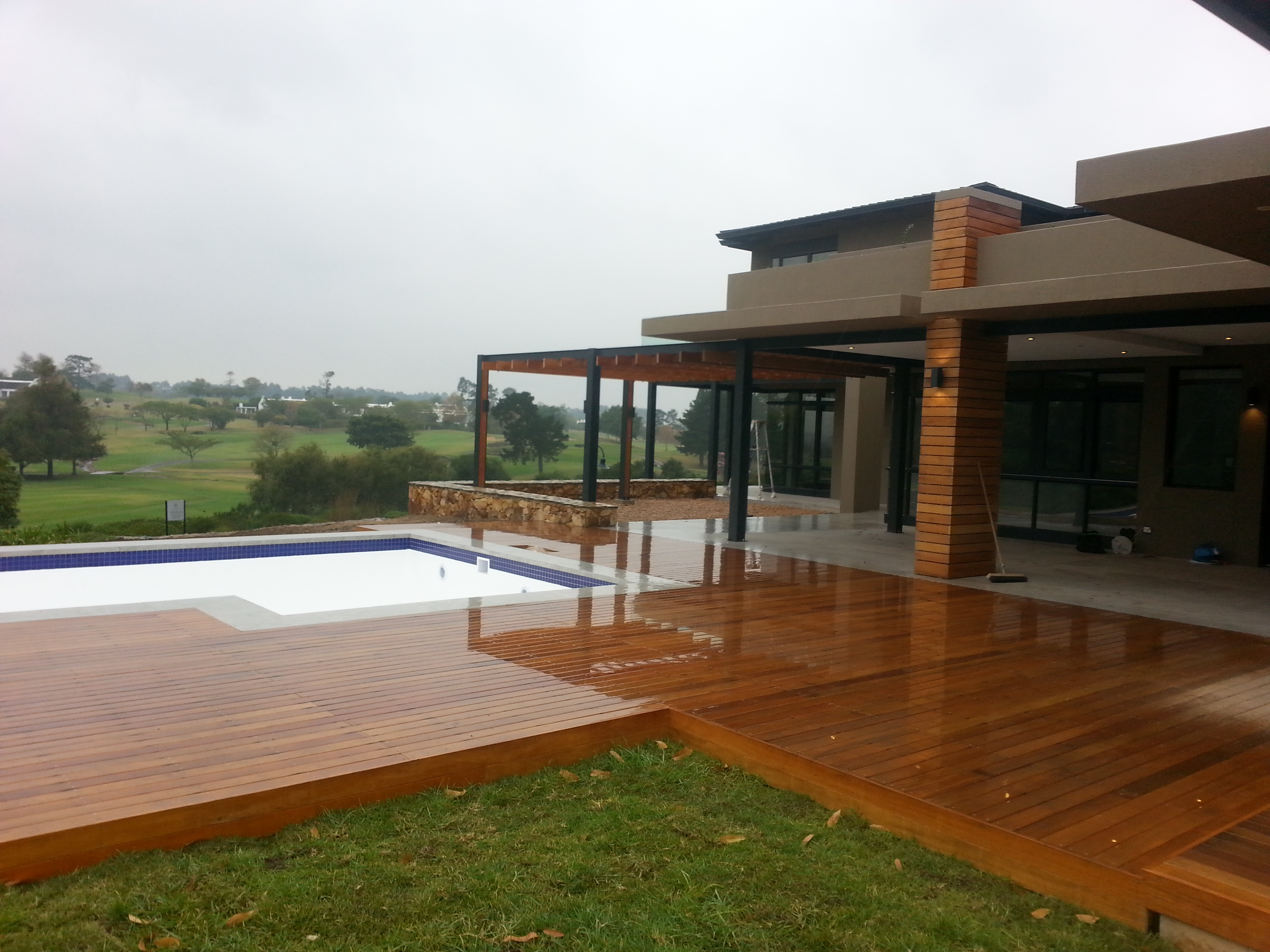 Grappa Decking