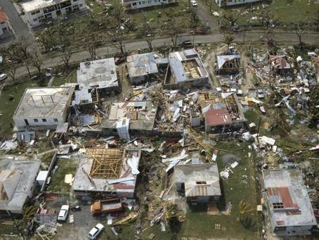 Cyclone Hugo déjà 30 ans !