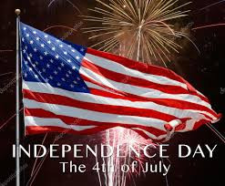 Le 4 Juillet : Fête Nationale des Etats-Unis