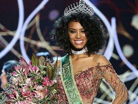 RAISSA SANTANA : 2e Miss Noire du Brésil en 30 ans