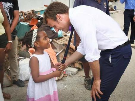 Emmanuel Macron : l'homme providentiel