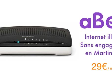 """Abee"", fournisseur internet made in Martinique."