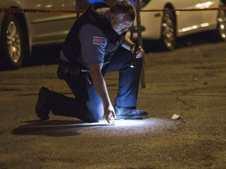 100 victimes à Chicago en un week-end