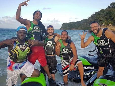 Karim Benzema à la Martinique