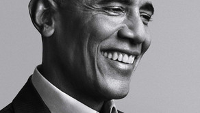 Un vent d'espoir sur une Terre Promise, par Barack Obama.