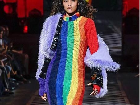 Tahiana GUSTAVE, de la Guadeloupe aux défilés hautes coutures.