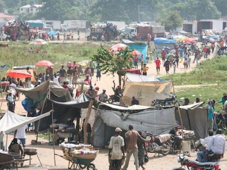 L'Explusion des Haïtiens se poursuit !