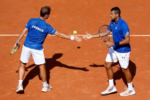Gasquet-Tsonga ( Image We are tennis France)