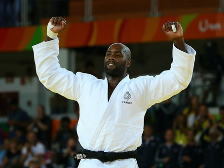 Teddy Riner n'ira pas aux prochains Championnats du monde