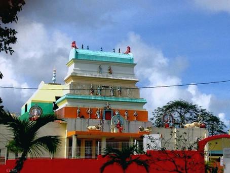 [ Decouverte] Le Temple Changy en Guadeloupe