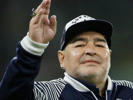 La légende du football argentin, Diego Maradona est mort à 60 ans