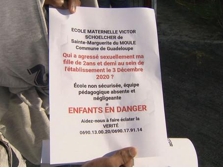 Soupçons de violences sexuelles à l'école Victor Schoelcher témoignage d'un proche