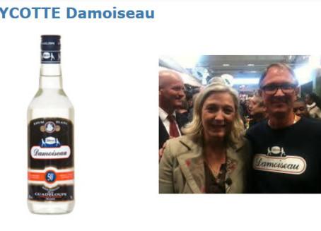 [RACISME] Je Boycotte Damoiseau :