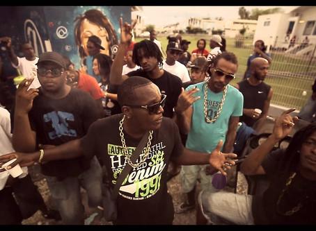 La trap cette musique qui a pertubé le paysage musical des Antilles-Guyane.