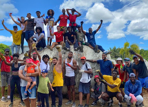 Clean My Island, se battre pour une Guadeloupe propre.