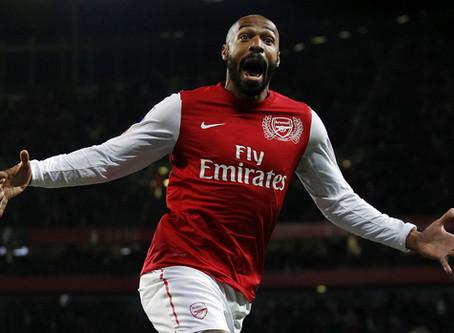 Thierry Henry meilleur joueur de l'histoire de la Premier League. Portrait d'une légende.
