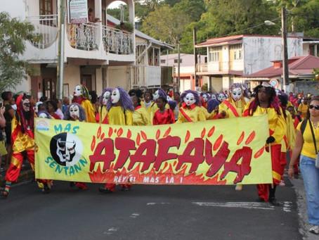 "Carnaval de Guadeloupe : Les ""Ti mass"""