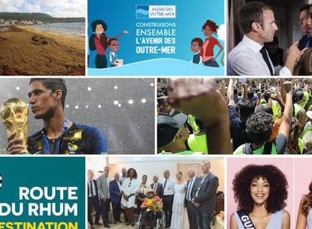 Outremer : 2018, une année d'actualité
