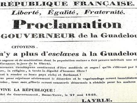 27 MAI 1848 : UNE DATE A NE JAMAIS OUBLIER !