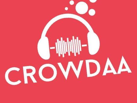 Crowdaa, l'application pour les fans de musique