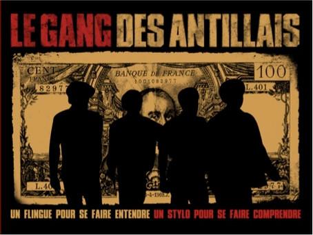 LE GANG DES ANTILLAIS : LE TEASER