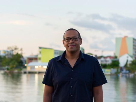Avec Camarade Jean, Franck Salin dresse le portrait d'une Guadeloupe révolutionnaire.