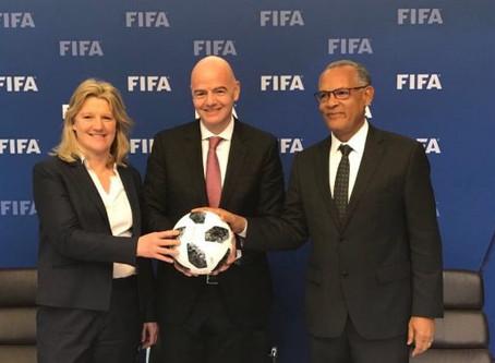 La Guadeloupe à la FIFA