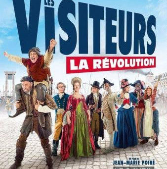 LES VISITEURS 3 : PAS DE NOM POUR L'ACTEUR NOIR