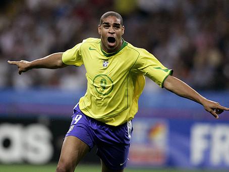 Adriano de star du ballon rond au chef de gang des Favelas