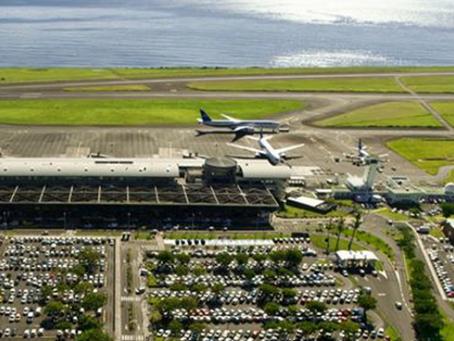 L'aéroport-Roland Garros à la Réunion, premier aéroport français à se doter d'un lit d'arrêt