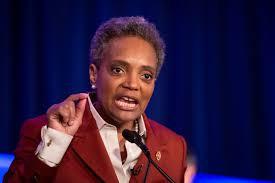 Lori LightFoot, une femme noire à la tête de Chicago.