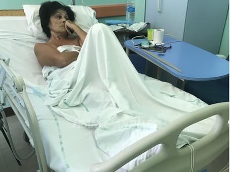 CHU : Patricia en attente d'une opération au qui ne vient pas