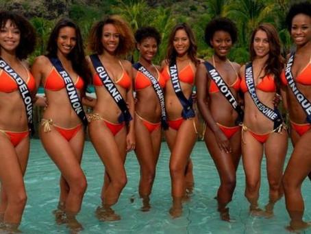 8 prétendantes des Outremers au titre de Miss France