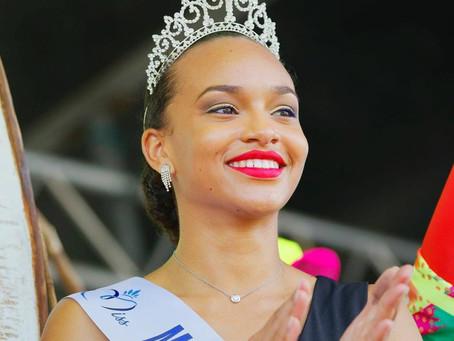 Pas de Miss France pour Miss Martinique
