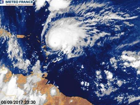 L'ouragan Jose, en catégorie 5 ?