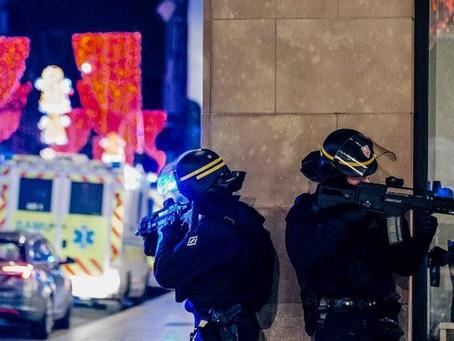 Fusillade à Strasbourg, la France sous le choc