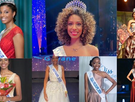 Miss France 2021 : Découvrez les visages des candidates des Outre-mer !
