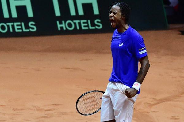 We are tennis France _ Gaël Monfils