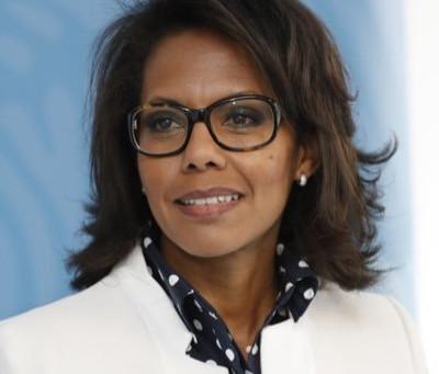 Audrey Pulvar candidate aux municipales à Paris